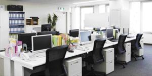 オフィス・学校・病院の地震対策